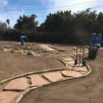 Dry River Bed landscape Designed Installation-sbevolutionlandscape