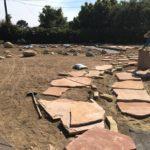 Landscaper Installed Flagstone-sbevolutionlandscape