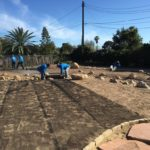 Dry River Bed landscape Designed Installation-sbevolutionlandscape