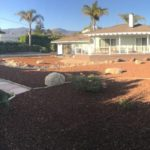 Dry River Bed landscape Designed Finish Project-sbevolutionlandscape