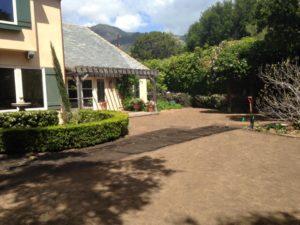 Landscaping in Santa Barbara