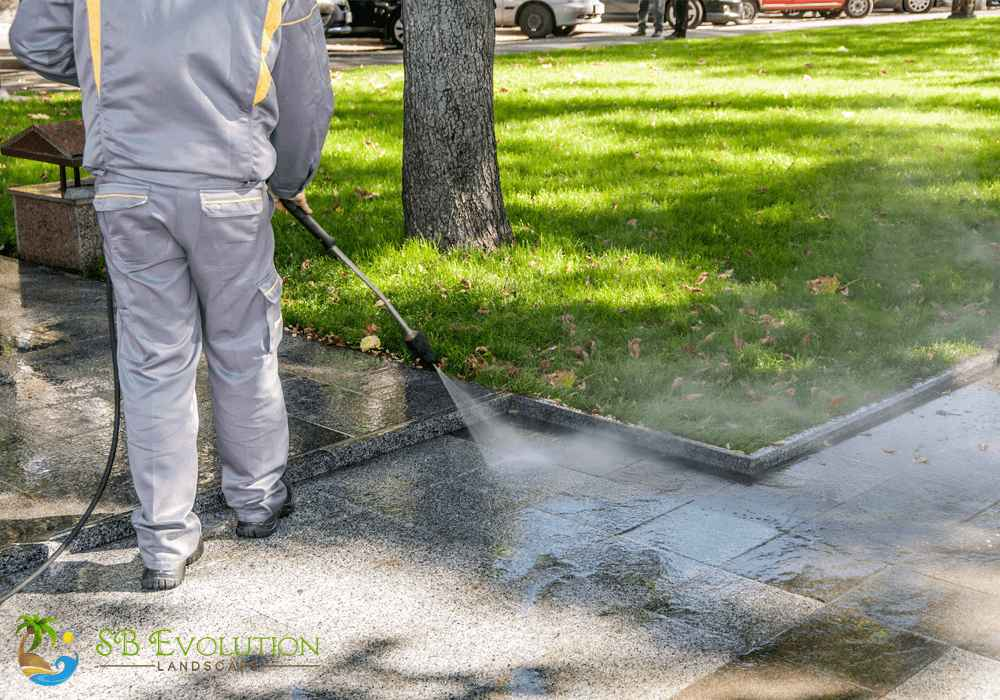 Pressure Washing Service in Santa Barbara