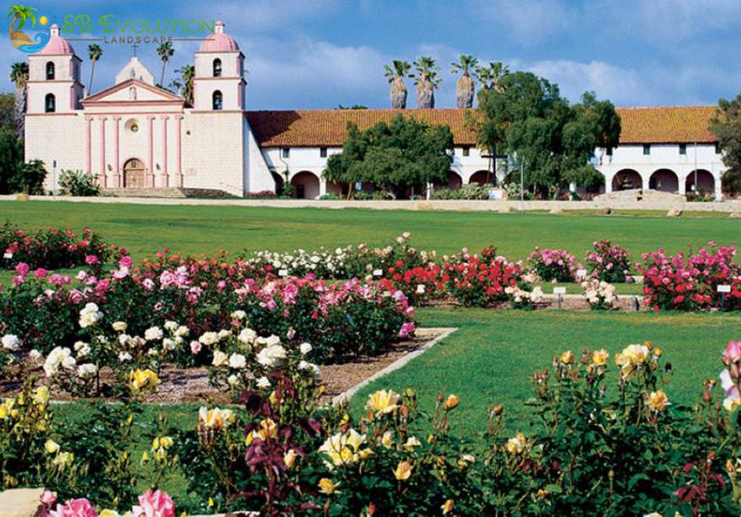 Rose Gardens santa barbara